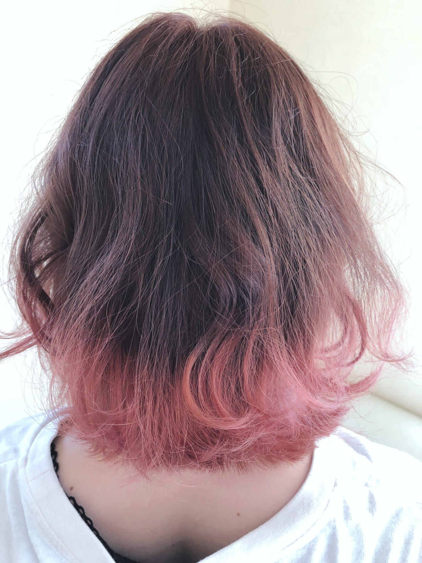 春カラー♡ベビーピンク